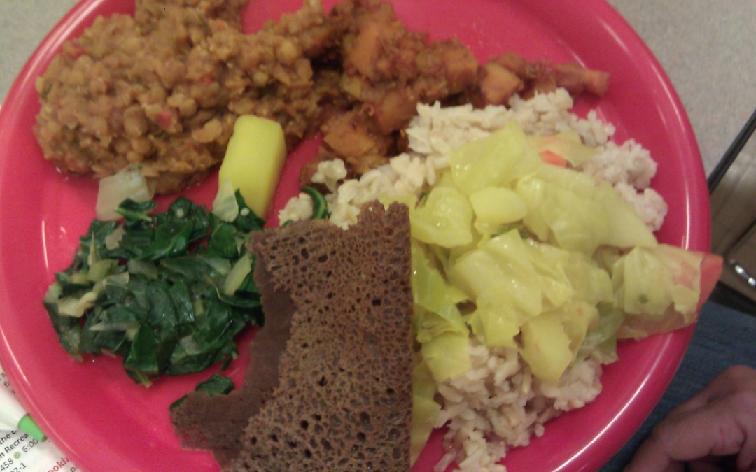 March 20: Healthy Ethiopian Dishes