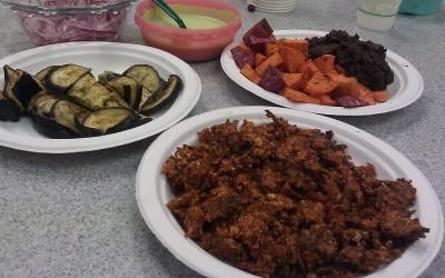 Nov. 01: Tacos Non Traditionale