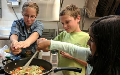 Feb. 03: Comfort Foods for Kids' Minds and Bodies