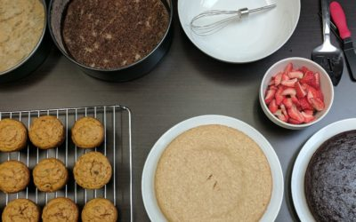 Dec. 05: Youth Cooking – Let's Bake for the Holidays