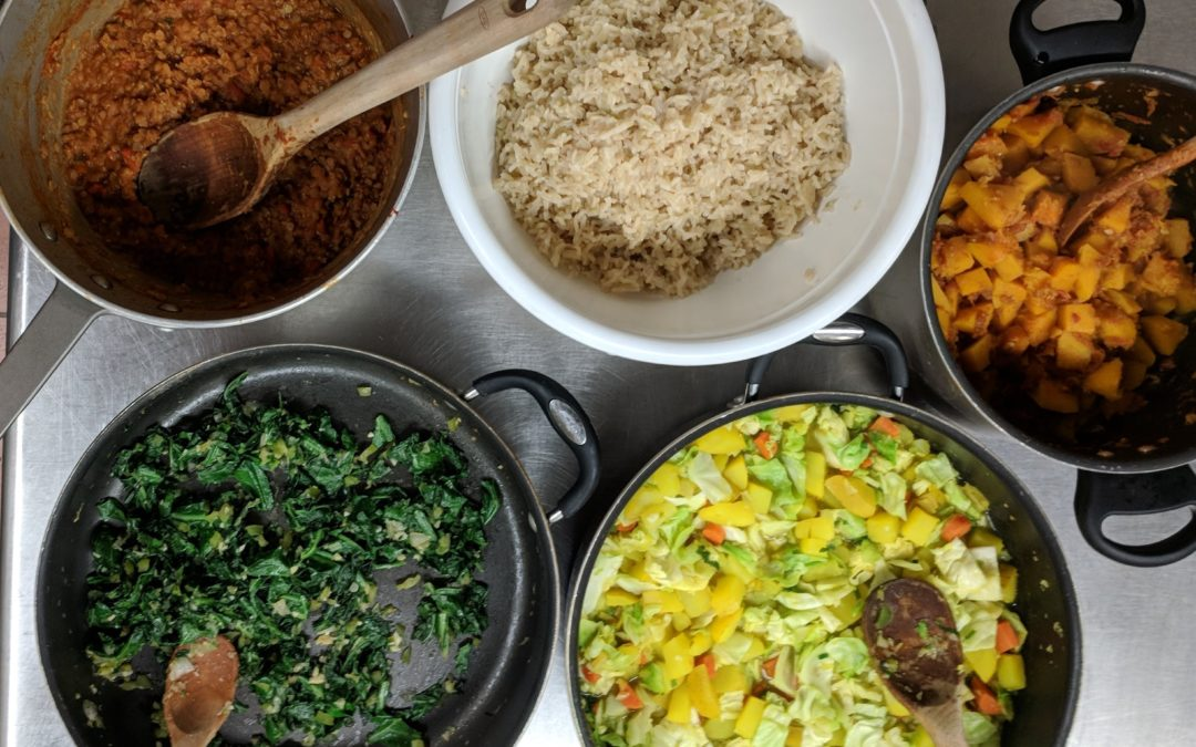 Jan 16: Healthy Ethiopian Dishes