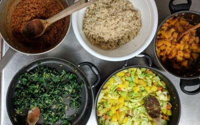Jan 16: Healthy Ethiopian Dishes