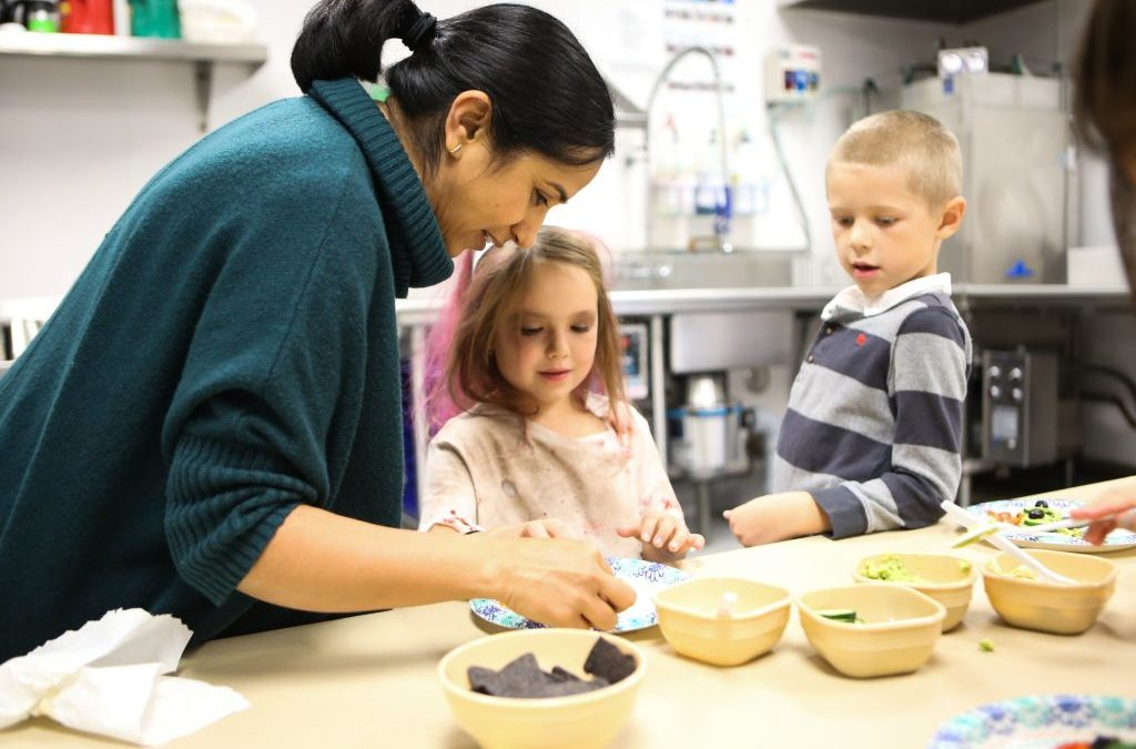 Oct. 27:  Cooking up Halloween Surprises (Youth Cooking)