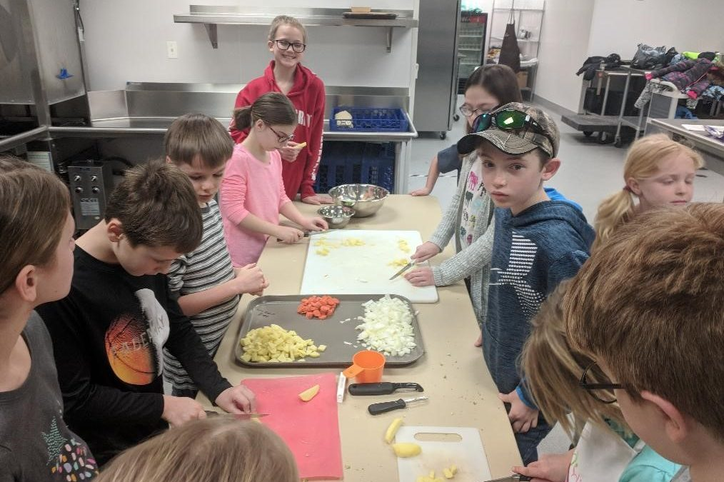 Jun. 17: Youth Cooking Camp