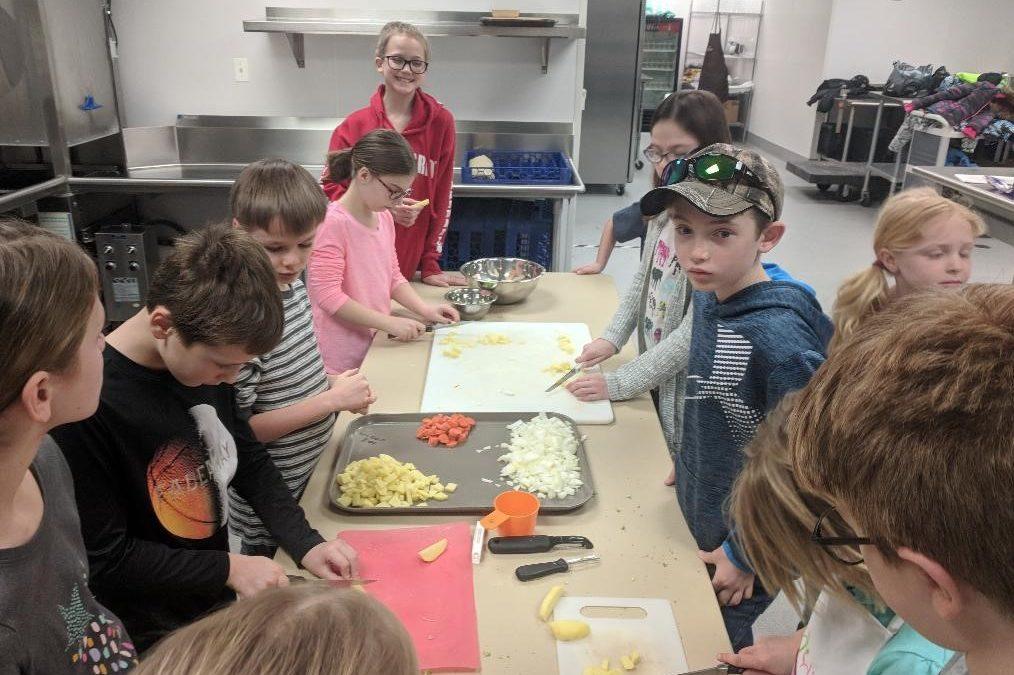Dec. 27: Winter Cooking Camp