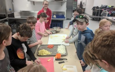 Dec. 23: Winter Cooking Camp